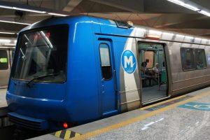 Trem do Metrô Rio