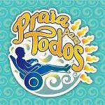 Logo do Praia Para Todos